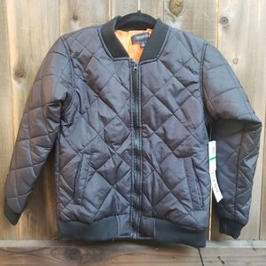 Ring of Fire Bomber jacket boys size L